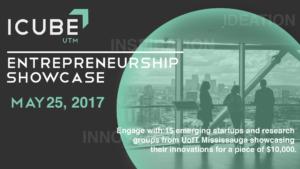 ICUBE Entrepreneurship Showcase - Banner 1