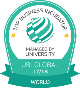 Top Business Incubator Logo