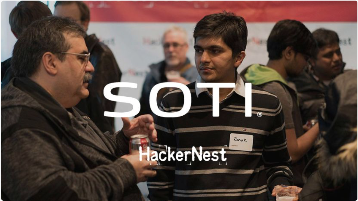 HackerNest Mississauga June Tech Social @ SOTI Inc. | Mississauga | Ontario | Canada