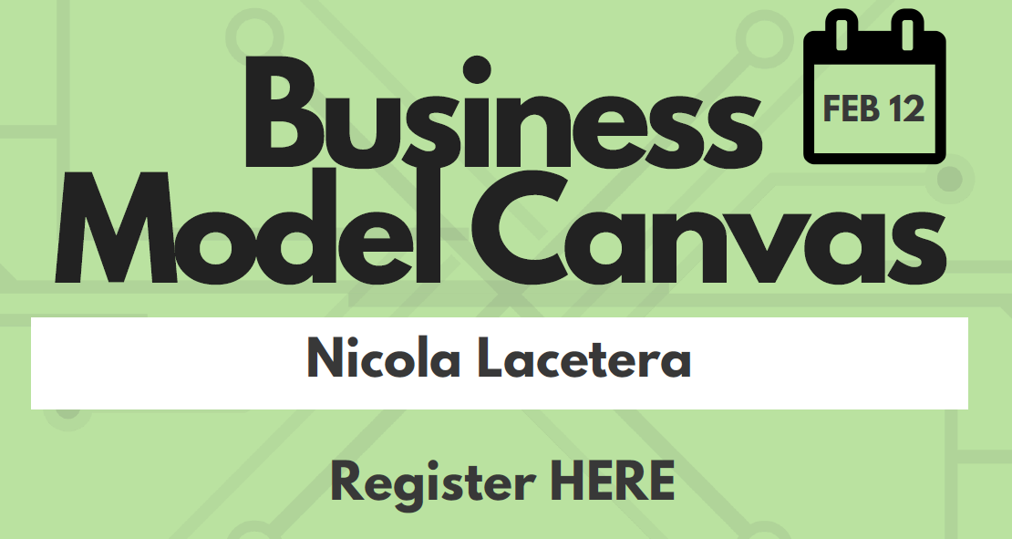 Business Model Canvas Workshop @ DV3129