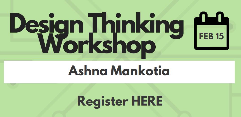 Design Thinking Workshop @ DH3075 - Deerfield Hall