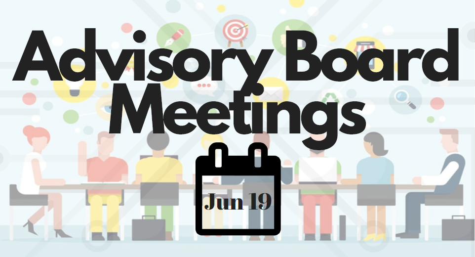 ICUBE Advisory Board Meetings