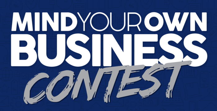 'Mind Your Own Business' Contest @ Erin Mills Town Centre