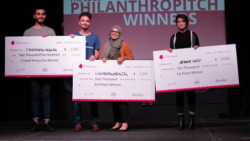 Philanthropitch Winners