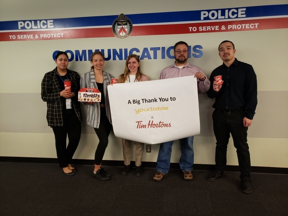 toronto police communication service